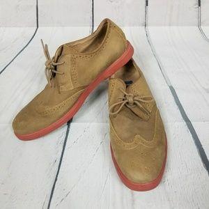 POLO RALPH LAUREN Orrick Wingtip derby shoes